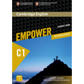 Empower Advanced Student's Book + Online Workbook + Online Assessment and Practice