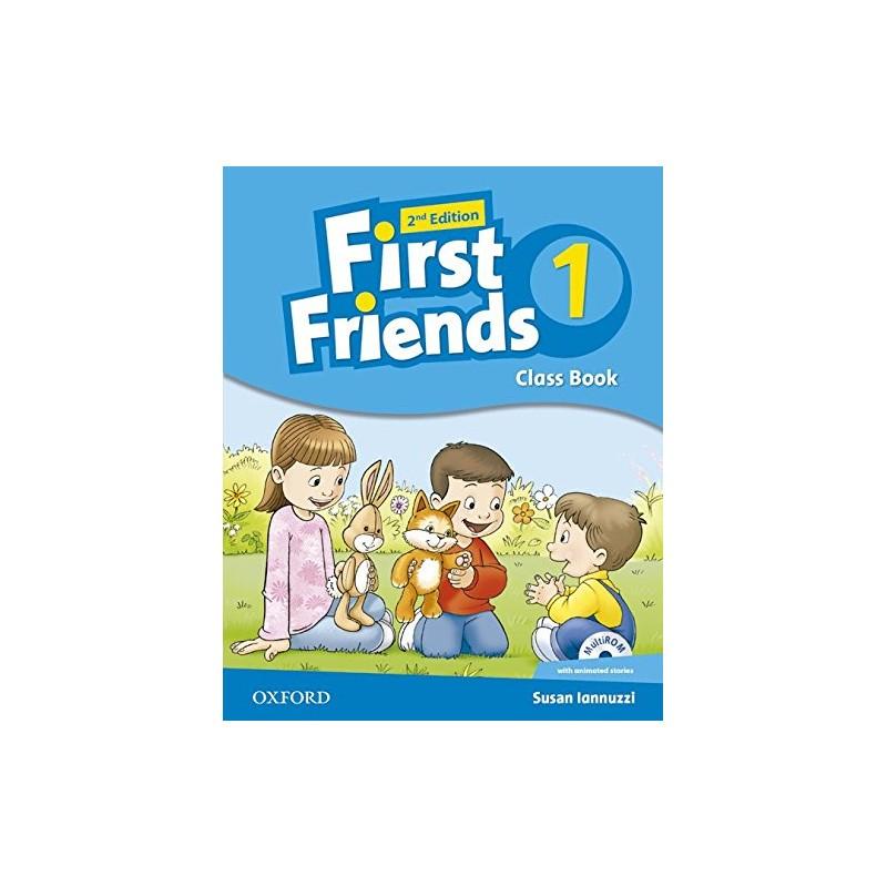 First Friends Book