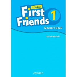 First Friends 1 Second Edition Teacher's Book