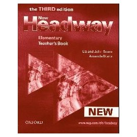 New Headway Elementary Third Edition Teacher's Book