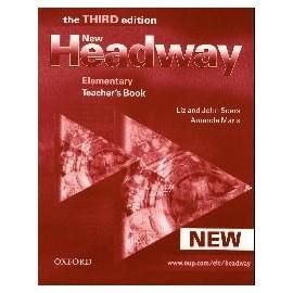 New Headway Elementary Third Edition Teacher's Book