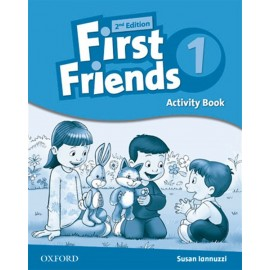 First Friends 1 Second Edition Maths Book