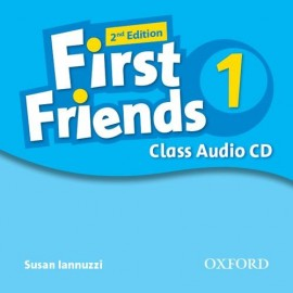 First Friends 1 Second Edition Class Audio CD