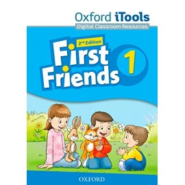 First Friends 1 Second Edition iTools DVD-ROM