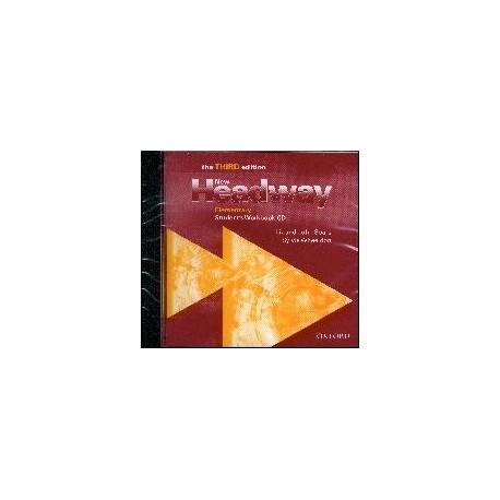 New Headway Elementary Third Edition Student's Workbook CD Oxford University Press 9780194715171