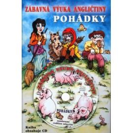 Zábavná výuka angličtiny - Pohádky + CD