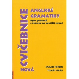 Nová cvičebnice anglické gramatiky