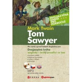 The Adventures of Tom Sawyer / Dobrodružství Toma Sawyera + MP3 Audio CD