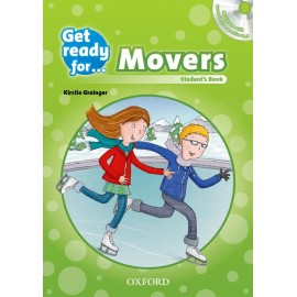 Get Ready for Movers Student's Book + Audio CD