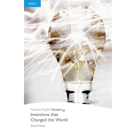 Inventions that Changed the World + MP3 Audio CD Pearson 9781408289600