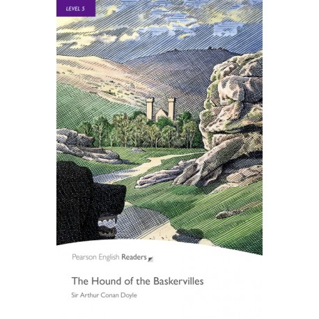 The Hound of the Baskervilles + MP3 Audio CD Pearson 9781408276372