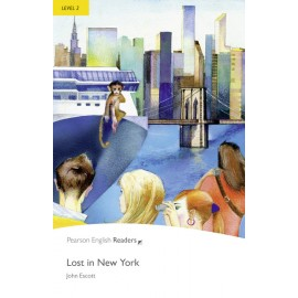 Pearson English Readers: Lost in New York