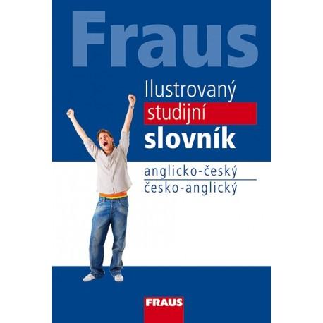 FRAUS Ilustrovaný studijní slovník anglicko-český / česko-anglický Fraus 9788074893247