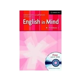 English in Mind 1 Workbook with Audio CD/CD-ROM