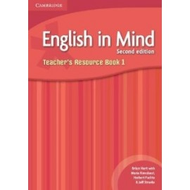 English in Mind 1 Second Edition Teacher's Resource Pack
