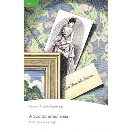 A Scandal in Bohemia + MP3 Audio CD Pearson 9781447925804