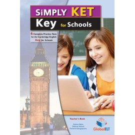 Simply Key for Schools 6 Practice Tests Self-Study Edition