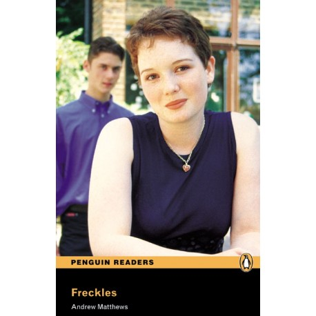 Pearson English Readers: Freckles Pearson 9781405881609