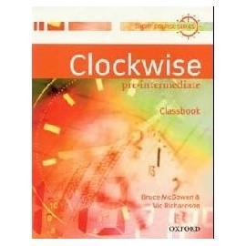 Clockwise Pre-Intermediate Classbook