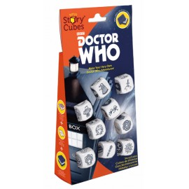 Rory's Story Cubes: Doctor Who