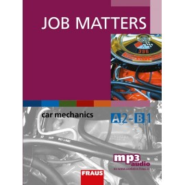 Job Matters: Car Mechanics + MP3 audio ke stažení