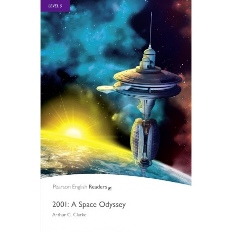 2001: A Space Odyssey + MP3 Audio CD Pearson 9781408276563