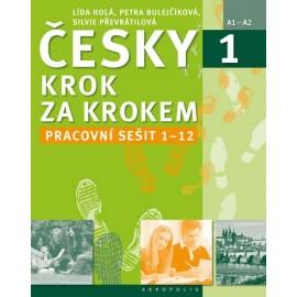 Česky krok za krokem 1 Pracovní sešit - lekce 1-12