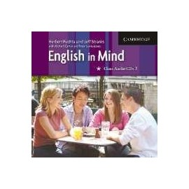 English in Mind 3 Class Audio CDs (2)