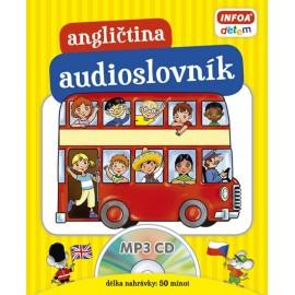 Angličtina Audioslovník s MP3 CD