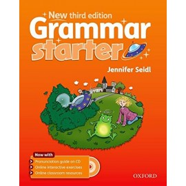 Grammar Starter (Third Edition) Student's Book with CD