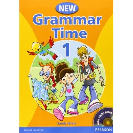 New Grammar Time 1 Student's Book + MultiROM