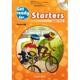 Get Ready for Starters Student's Book + Audio CD