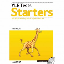 Cambridge Young Learners English Tests Starters Teacher's Pack (Student's Book + CD and Teacher's Booklet)