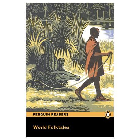World Folktales + MP3 Audio CD Pearson 9781408289594