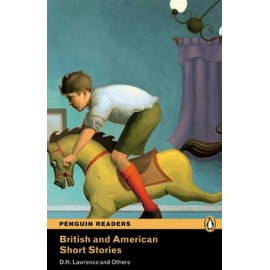 Pearson English Readers: British and American Short Stories