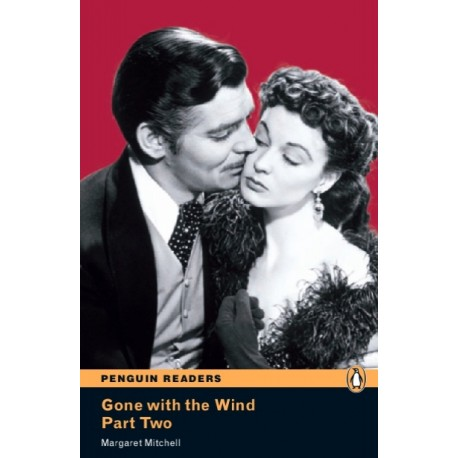Gone with the Wind Part Two + CD Pearson 9781405879606