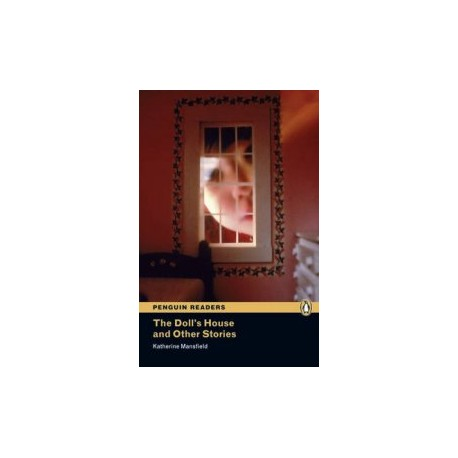 The Doll's House and Other Stories + MP3 Audio CD Pearson 9781408294284
