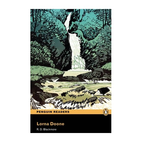 Pearson English Readers: Lorna Doone