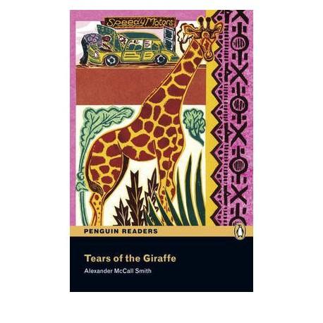 Tears of the Giraffe + CD Pearson 9781405885508