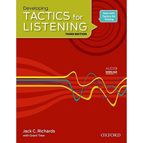Developing Tactics for Listening Third Edition Oxford University Press 9780194013857