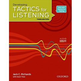 Developing Tactics for Listening Third Edition
