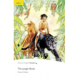 Pearson English Readers: The Jungle Book