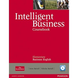 Intelligent Business Elementary Coursebook + Audio CDs