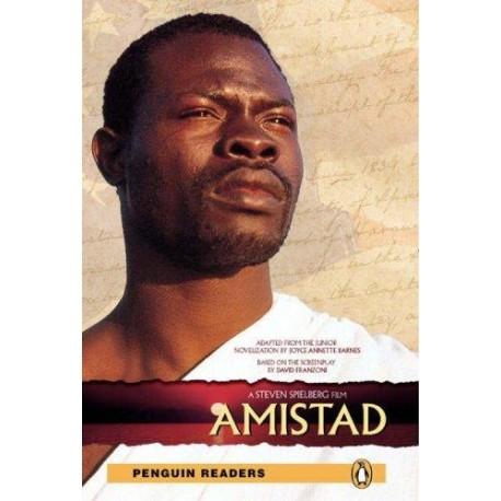 Amistad + CD Pearson 9781405878852