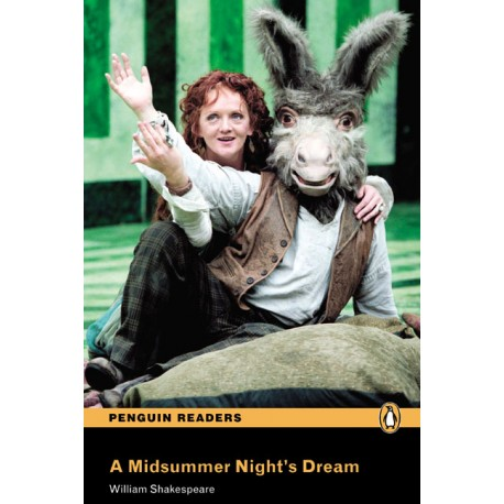 A Midsummer Night's Dream + CD Pearson 9781405879200