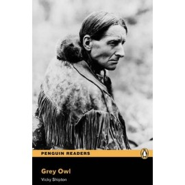 Pearson English Readers: Grey Owl