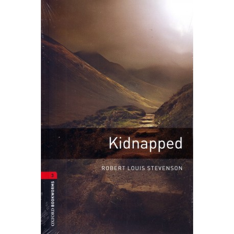 Oxford Bookworms: Kidnapped + MP3 audio download Oxford University Press 9780194620994