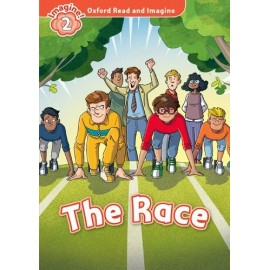 Oxford Read and Imagine Level 2: The Race + MP3 audio download