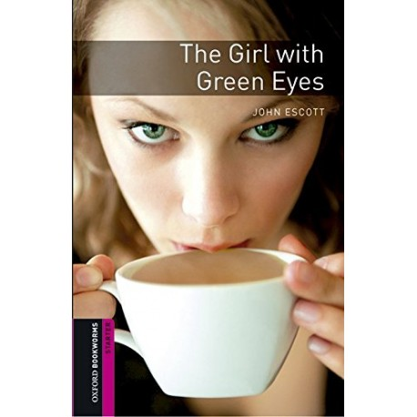 Oxford Bookworms: The Girl with Green Eyes + MP3 audio download Oxford University Press 9780194620246