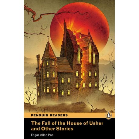 The Fall of the House of Usher and Other Stories + MP3 Audio CD Longman (Penguin Readers) 9781447925491